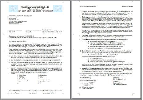 Din 5008 - Regeln, Erklärungen Und Vorlagen